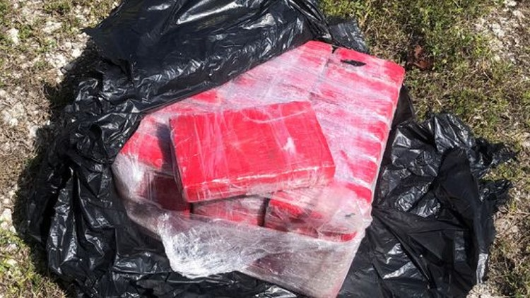 Snorkeler finds $1.5 million worth of cocaine floating in the Florida Keys
