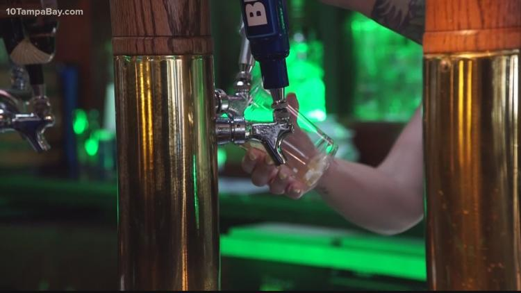 Florida bartender rescues two women from harasser with fake 'receipt'
