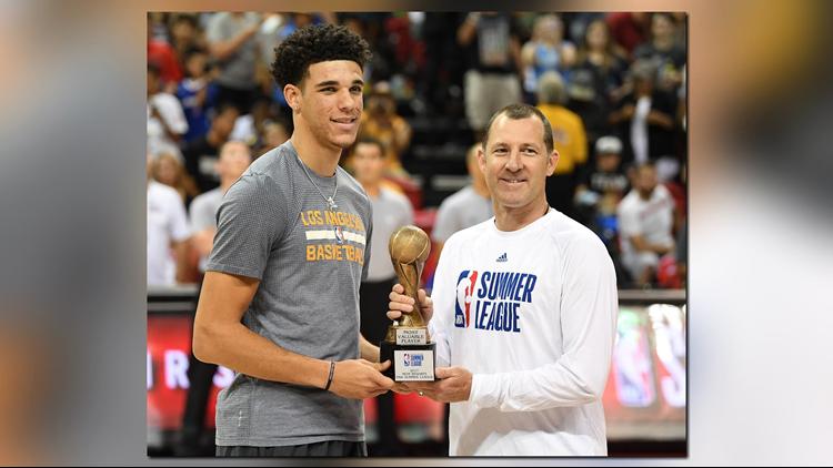 ff3e94aec6b Explaining the insignificance of Lonzo Ball s NBA Summer League MVP ...