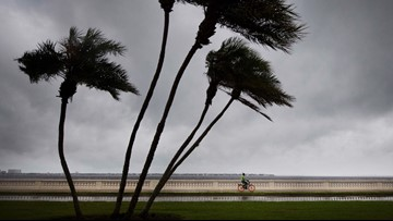 NOAA predicts 10-16 named storms, forecasting a near or above-average hurricane season