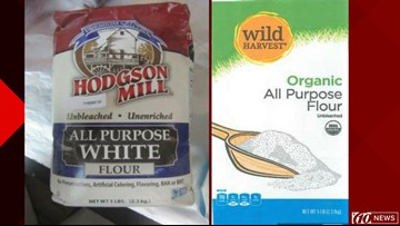 Flour recalled nationwide because of E. coli concerns