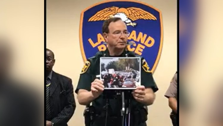 'If you value your life, don't come to Polk County': Florida Sheriff warns rioters, looters