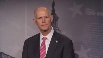Sen. Rick Scott says Congress members should go unpaid during government shutdowns