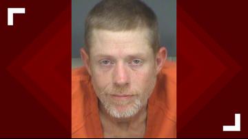 Florida man says syringes found in his rectum aren't his
