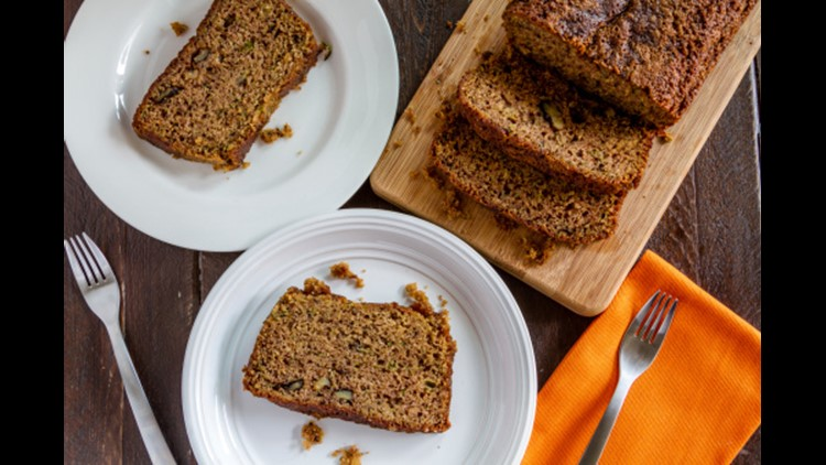 <p>Celebrate National Zucchini Bread Day with this easy & delicious award-winning recipe!</p>