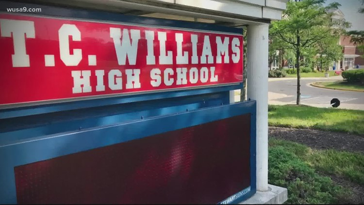 T.C. Williams High School, of 'Remember the Titans' fame, to be renamed starting this fall