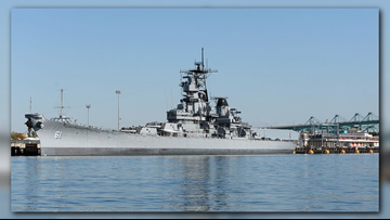 Remembering the USS Iowa explosion, 29 years later
