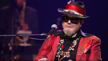 Rock & Roll Hall of Fame pays tribute to 2011 inductee Dr. John after his passing