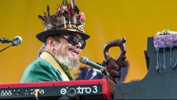 Dr. John, Rock and Roll Hall of Famer, New Orleans music legend dies at 77