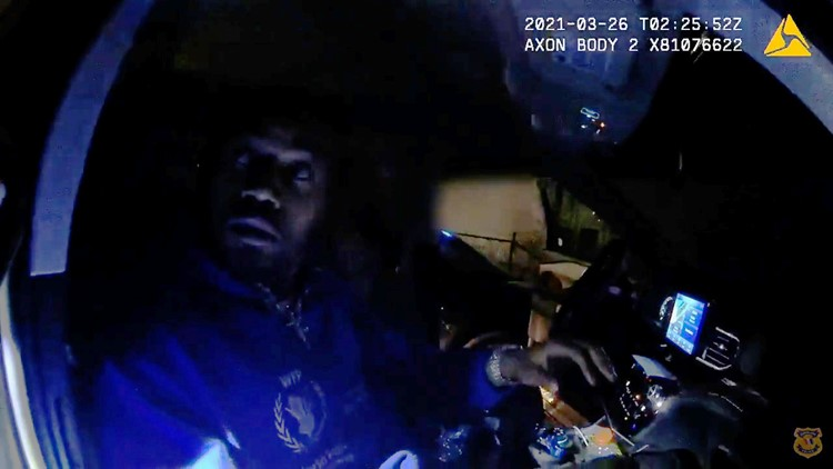 Police release bodycam video of NFL star Marshon Lattimore's arrest in native Cleveland