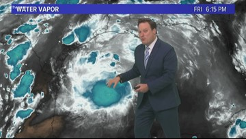 Tropics could be heating up in the coming days