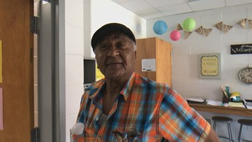 At 81 years old, middle school custodian earns GED for job promotion