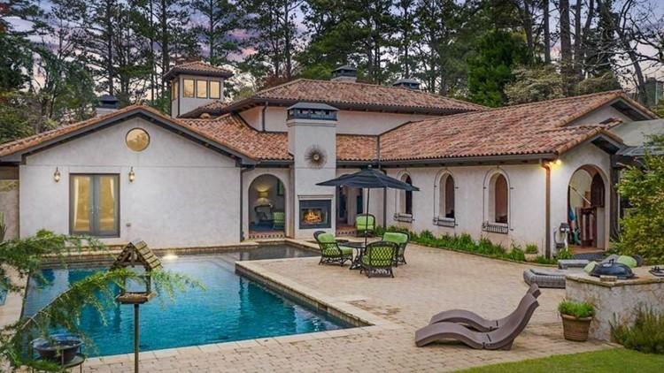 'Cobra Kai' mansion hits the market for $2.6 million in Georgia