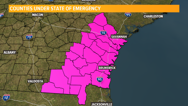 ga state of emergency