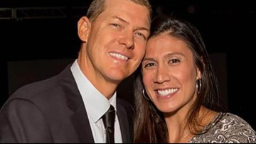 'She was extraordinary': Husband of woman killed in Kobe Bryant helicopter crash grapples with loss