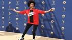 'Black-ish' star Jennifer Lewis wears Nike sweatshirt on Emmys red carpet