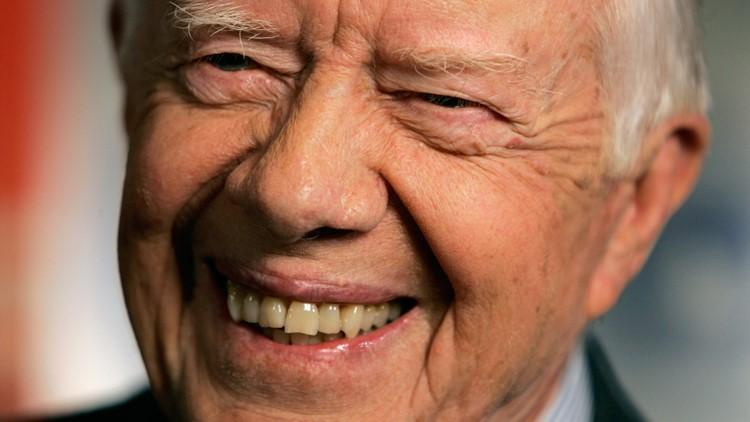 Happy 96th birthday Jimmy Carter!
