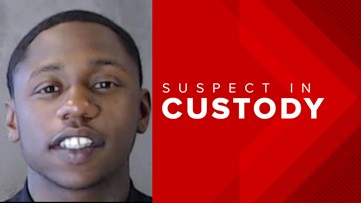 Cleveland rapper Q Money turns self in on murder charge in Georgia