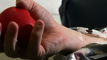 Red Cross in urgent need of blood donations due to critical type O blood supply shortage