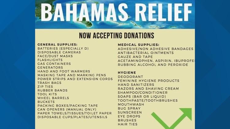 Bahamas Relief