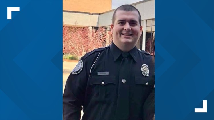 Georgia officer shot and killed was new father working first shift on the job