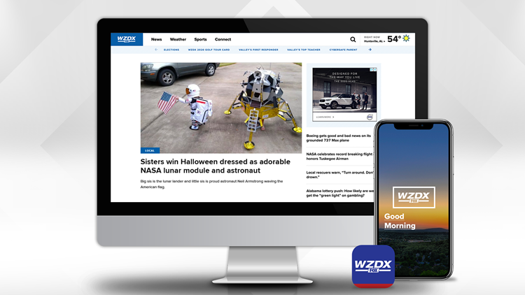 Get Wzdx News And Weather On The Go With The Wzdx News App Wkyc Com