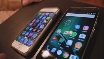 'You're basically stuck with no choice'   Customers with older phones forced to upgrade