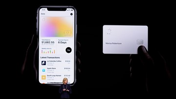 Apple wants people to know how to clean its new credit card