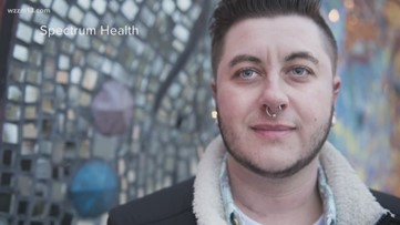'I can finally exhale,' man's quest to feel comfortable in his own body nearly complete