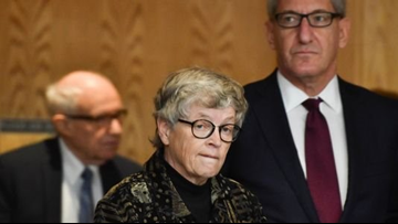 Former MSU President Lou Anna Simon arraigned on charges in Eaton County