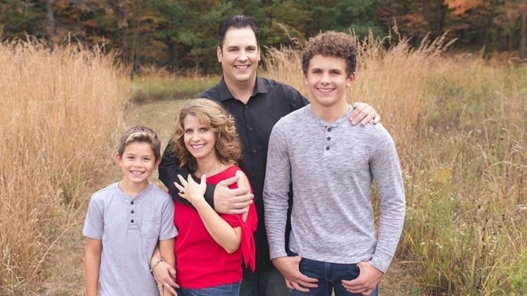 Kavaluskis family photo