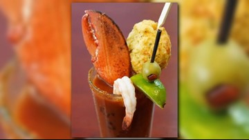 Red Lobster's cheddar biscuit and lobster claw Bloody Mary might be what you need Jan. 1