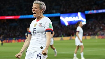 After refusing White House visit, Megan Rapinoe accepts AOC's invite