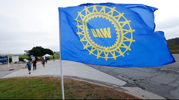 UAW official charged with corruption now on leave of absence